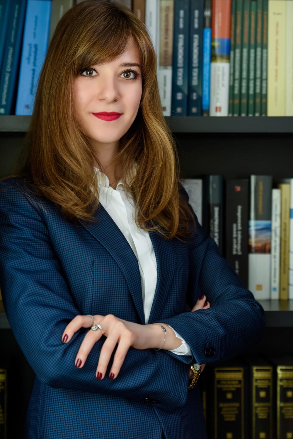 Μαρία Ε. Ιακωβίδου